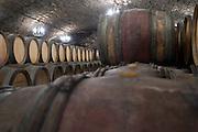 old barrels dom drouhin laroze gevrey-chambertin cote de nuits burgundy france