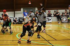Dutchland Blitz vs Salisbury Rollergirls Wicomikazis 5-5-18