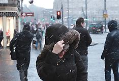 Winter Returns   Edinburgh   31 January 2018