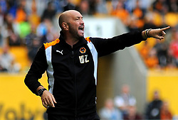 Wolverhampton Wanderers manager Walter Zenga gives instructions from the side line  - Mandatory by-line: Nizaam Jones/JMP - 24/09/2016/ - FOOTBALL - Molineux - Wolverhampton, England - Wolverhampton Wanderers v Brentford - Sky Bet Championship