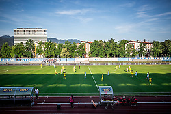 Stadium during 2nd Leg football match between ND Gorica and Maccabi Tel Aviv (ISR) in First Qualifying Round of UEFA Europa League 2016/17, on July 7, 2016 in Sports park Nova Gorica, Slovenia. Photo by Vid Ponikvar / Sportida