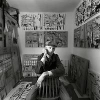 Tom Swift, Painter, Ramsgate, Kent