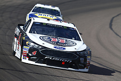 March 11, 2018 - Avondale, Arizona, United States of America - March 11, 2018 - Avondale, Arizona, USA: Kevin Harvick (4) brings his car through the turns during the Ticket Guardian 500(k) at ISM Raceway in Avondale, Arizona. (Credit Image: © Chris Owens Asp Inc/ASP via ZUMA Wire)