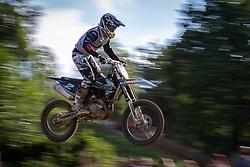 Mariacher Christoph during Slovenian Championship in Motocross, on June 2nd, 2019 in Orehova Vas, Slovenia. Photo by Blaž Weindorfer / Sportida