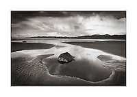 Shi Shi Beach at low tide, Olympic National Park Washington
