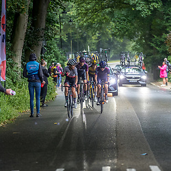ARNHEM (NED) CYCLING, SIMAC LADIES TOUR,   August 29th 2021, <br /> Leaders during a rainy final stage