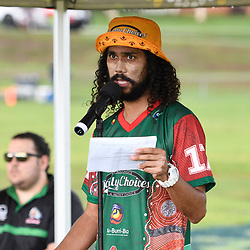 BRISBANE, AUSTRALIA - MARCH 19: before the Round 3 QRL Intrust Super Cup match between Wynnum Manly and Tweed Heads Seagulls at Ron Stark Oval on March 18, 2017 in Brisbane, Australia. (Photo by Patrick Kearney/Wynnum Manly Seagulls)