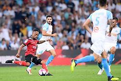 September 16, 2018 - Marseille, France - 06 LEBOGANG PHIRI  (Credit Image: © Panoramic via ZUMA Press)