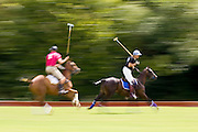 Polo match in Hampshire, England, United Kingdom