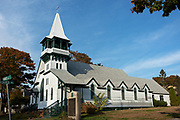 St. Ignatius of Loyola Catholic Church, Northeast Harbor, Maine.