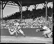 Beavers vs San Diego at Vaughn St. April 10, 1951
