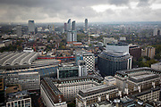 Buildings around London Waterloo station. London SE1.  (photo by Andrew Aitchison / In pictures via Getty Images)