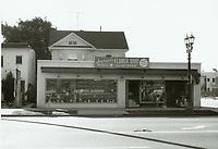 1972 Samuel's Flower Shop at Sunset Blvd. & Orange Dr.