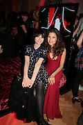 SOPHIE ELLIS-BEXTOR AND NATASSIA MAITHE, Scarlet launch.- LG Scarlet TV. 1 Marylebone. London NW1. 30 April 2008. *** Local Caption *** -DO NOT ARCHIVE-© Copyright Photograph by Dafydd Jones. 248 Clapham Rd. London SW9 0PZ. Tel 0207 820 0771. www.dafjones.com.