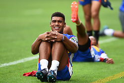 Cape Town-180419 Stomers  Damien Willemse at training before their Super Rugby game against the  Sharks in Durban this coming weekend..photograph:Phando Jikelo/African News Agency/ANA