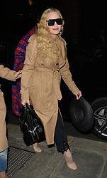 Madonna seen out during paris fashion week <br /><br />30 September 2018.<br /><br />Please byline: PalaceLee/Vantagenews.com