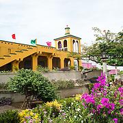 Muelle de Granada on the lakefront of Lake Nicaragua in Granada.