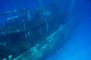 Rays of Light, USS Kittiwake, Grand Cayman