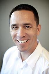 Cláudio Risco, gerente de relações esportivas do grupo Vulcabras\Azaléia. FOTO: Jefferson Bernardes/Preview.com