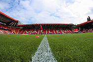 A general view during the EFL Sky Bet League 1 match between Charlton Athletic and Shrewsbury Town at The Valley, London, England on 11 August 2018.