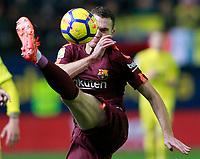 FC Barcelona's Thomas Vermaelen during La Liga match. December 10,2017. (ALTERPHOTOS/Acero)