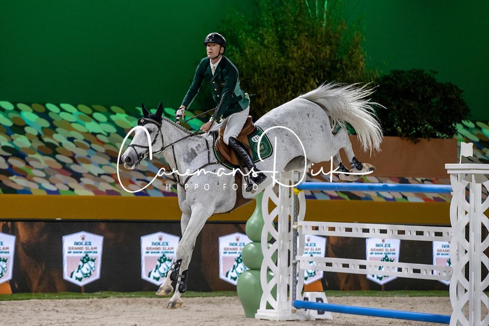 Fredricson Peder, SWE, Catch Me Not S<br /> The Dutch Masters - 's Hertogenbosch 2021<br /> Rolex Grand Slam of Show Jumping<br /> © Hippo Foto - Dirk Caremans<br />  25/04/2021