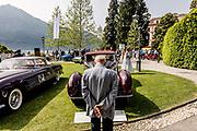 Como, Italy, Concorso d'Eleganza Villa D'Este, Delage D8-120