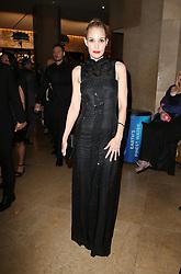 7 January 2018 -  Beverly Hills, California - Leslie Bibb. 75th Annual Golden Globe Awards_Roaming held at The Beverly Hilton Hotel. Photo Credit: Faye Sadou/AdMedia