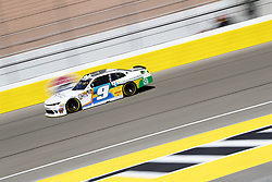 March 2, 2018 - Las Vegas, Nevada, United States of America - March 02, 2018 - Las Vegas, Nevada, USA: Tyler Reddick (9)  takes to the track to practice for the Boyd Gaming 300 at Las Vegas Motor Speedway in Las Vegas, Nevada. (Credit Image: © Justin R. Noe Asp Inc/ASP via ZUMA Wire)