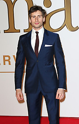 © Licensed to London News Pictures. 14/01/2015, UK. Edward Holcroft, Kingsman: The Secret Service - World Film Premiere, Leicester Square, London UK, 14 January 2015, Photo credit : Richard Goldschmidt/Piqtured/LNP