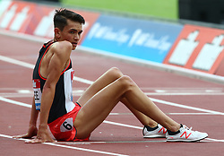 July 21, 2018 - London, United Kingdom - Alexander Yee of Great Britain and Northern Ireland compete in the 5000m Men.during the Muller Anniversary Games IAAF Diamond League Day One at The London Stadium on July 21, 2018 in London, England. (Credit Image: © Action Foto Sport/NurPhoto via ZUMA Press)
