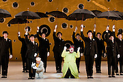 A scene from Austin Lyric Opera's production of Emmanuel Chabrier's opera, The Star.