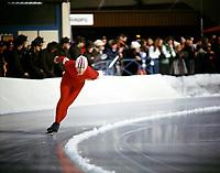 Skøyter<br /> OL 1976<br /> Foto: imago/Digitalsport<br /> NORWAY ONLY<br /> <br /> 12.02.1976  <br /> Kay Arne Stenshjemmet - Norge