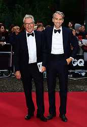 Larry Lamb (left) and George Lamb attending the GQ Men of the Year Awards 2017 held at the Tate Modern, London.