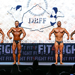 DM i Fitness og Bodybuilding 2018 - Ringsted