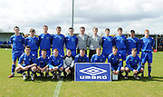 Wicklow in Drom Galway for the Umbro Youths final. Photo: Andrew Downes