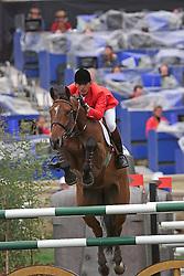 Hayashi Tadayoshi (JPN) - Swanky<br /> Olympic Games Sydney 2000<br /> Photo © Dirk Caremans