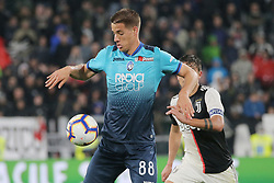 May 19, 2019 - Turin, Turin, Italy - Mario Pasalic #88 of Atalanta BC in action during the serie A match between Juventus FC and Atalanta BC at Allianz Stadium on May 19, 2019 in Turin, Italy. (Credit Image: © Giuseppe Cottini/NurPhoto via ZUMA Press)