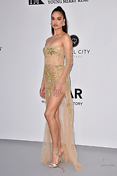 Shanina Shaik attends the amfAR Cannes Gala 2019 at Hotel du Cap-Eden-Roc on May 23, 2019 in Cap d'Antibes, France. Photo by Lionel Hahn/ABACAPRESS.COM