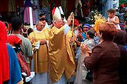 PUERTO RICO, FESTIVALS Three Kings Festival, Jan 6, communion