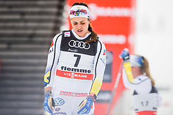 January 6, 2018 - Val Di Fiemme, ITALY - 180106 Anna Haag of Sweden after the women's 10km mass start classic technique during Tour de Ski on January 6, 2018 in Val di Fiemme..Photo: Jon Olav Nesvold / BILDBYRÃ…N / kod JE / 160122 (Credit Image: © Jon Olav Nesvold/Bildbyran via ZUMA Wire)