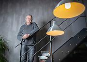 Rudy Vanschoonbeek van uitgeverij Vrijdag.