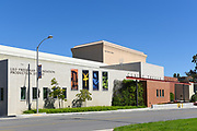 The Claire Trevor School of the Arts on the campus of the University of California Irvine, UCI