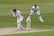 Paul Collingwood (Durham County Cricket Club) in action during the LV County Championship Div 1 match between Durham County Cricket Club and Somerset County Cricket Club at the Emirates Durham ICG Ground, Chester-le-Street, United Kingdom on 8 June 2015. Photo by George Ledger.
