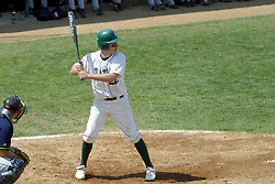 22 April 2006:  ....Titan Rob Cummings.....In CCIW, Division 3 action, the Titans of Illinois Wesleyan capped the Auggies of Augustana College by a scor of 3-2 in game one of a double card afternoon.  Games were held at Jack Horenberger field on the campus of Illinois Wesleyan University in Bloomington, Illinois