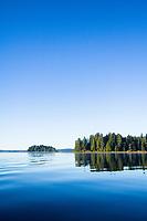Lake Ozette, Olympic National Park, WA.
