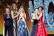 HILVERSUM, 31-08-2020, Studio 21<br /> <br /> Miss Nederland 2020 in Studio 21, Hilversum<br /> <br /> Op de foto: Miss Nederland 2020 Denise Speelman