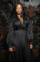 Mimi Ndiweni at THE WORLD PREMIERE OFTHE WITCHER at Vue Leicester Square London,  UK - 16 Dec 2019 photo by  Brian Jordan