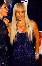May 22, 2003; Cannes, FRANCE; Designer DONATELLA VERSACE arriving at the AMFAR Aids Research Fundraiser party at the Le Moulin De Mougins in Cannes. (Credit Image: © BS555/ZBP/ZUMAPRESS.com)