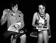 Rezillos Backstage London 1979